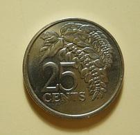 Trinidad & Tobago 25 Cents 2007 - Trinité & Tobago
