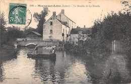 MEUNG Sur LOIRE  -  Le Moulin De La Nivelle - Francia