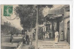 /ALGERIE/ AIN TEMOUCHENT LE BOULEVARD NATIONAL MAGASINS DE LA BOTTE D OR - Algérie