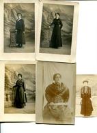 Savoie 73 Costumes De Savoie Femmes Modane - Modane