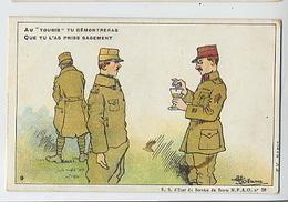 Illustration GUILLAUME: Au Toubib Tu Démontreras Que Tu L'as Prise Sagement (antipaludisme) N°9 -E.V. Pari - Health