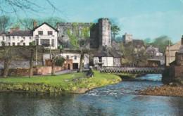 BRECON -THE CASTLE - Breconshire