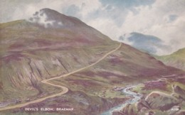 BRAEMAR - DEVIS ELBOW - Aberdeenshire