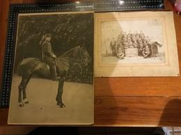 Photo Saumur école De Cavalerie Militaire Classe 1899-1900 - Saumur