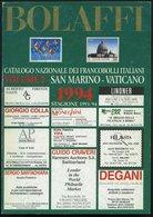 PHIL. LITERATUR Bolaffi 1994 - Catalogo Nazionale Dei Francobolli Italiani, Volume 2, 262 Seiten, In Italienisch - Philately And Postal History