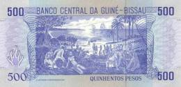 GUINEA BISSAU P. 12 500 P 1990 UNC - Guinea-Bissau