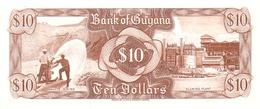 GUYANA P. 23f 10 D 1992 UNC - Guyana