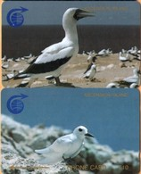 Ascension - GPT, 1CASB/C, Set Of 2 Cards, White/Fairy Bird, 5/10£, 5,031/8,426ex, 1990, Used - Ascension