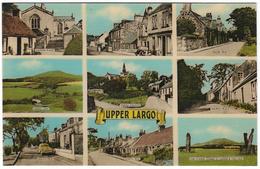 Upper Largo Colour Multiview Unused 1960s (M&L) [P077/1D] - Fife