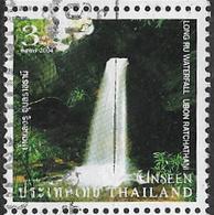 Thailand 2004 Unseen Thailand 3b Type 9 Good/fine Used [38/31611/ND] - Thailand