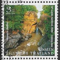 Thailand 2004 Unseen Thailand 3b Type 14 Good/fine Used [38/31612/ND] - Thailand