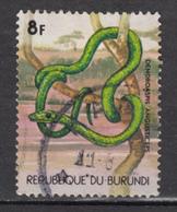 ##8, Burundi, Serpent, Snake - Burundi