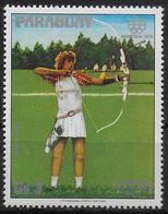 PARAGUAY  N° 1544 * * Jo 1976 Tir A L Arc Ryon - Archery