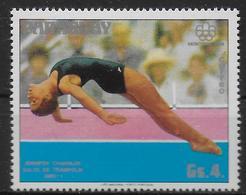 PARAGUAY  N° 1545 * * Jo 1976 Gymnastique Chandler - Gymnastique