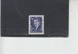IRAN  1962 - Yvert 1004° - Riza Pahlavi - Iran