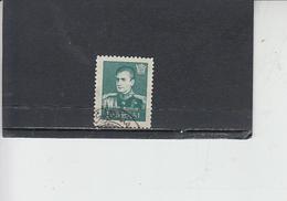 IRAN  1958-60 - Yvert  924° - Riza Pahlavi - Iran