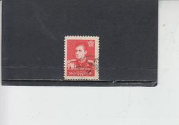 IRAN  1958-60 - Yvert  945° - Riza Pahlavi - Iran