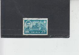IRAN  1962 - Yvert 1008° - Persepolis - Iran