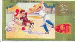 CHROMO Ets AU PLANTEUR De CAIFFA - Petits Patés Carte N°23 - BARA - - Trade Cards