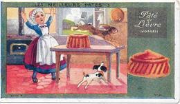 CHROMO Ets AU PLANTEUR De CAIFFA - Paté De Lièvre  Carte N°21 - BARA - - Trade Cards