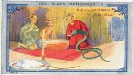 CHROMO Ets AU PLANTEUR De CAIFFA - Riz à La Coloniale  Carte N°8 - BARA - - Autres