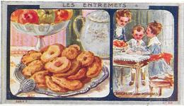 CHROMO Ets AU PLANTEUR De CAIFFA - Beignets Aux Pommes  Carte N°30 - BARA - - Trade Cards