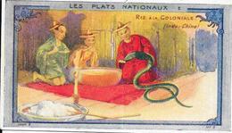 CHROMO Ets AU PLANTEUR De CAIFFA - Riz à La Coloniale  Carte N°8 - BARA - - Trade Cards