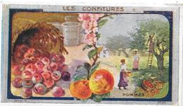 CHROMO Ets AU PLANTEUR De CAIFFA - Confiture De Pommes  Carte N°35 - BARA - - Autres