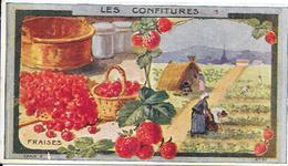CHROMO Ets AU PLANTEUR De CAIFFA - Confiture De Fraises  Carte N°31 - BARA - - Trade Cards