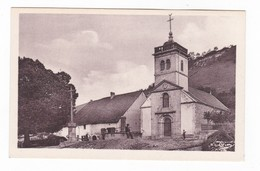 Chatillon.39.Jura.L'Eglise. - Francia