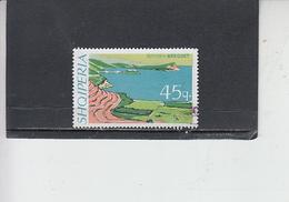 ALBANIA  1967 - Yvert 988 - Riviera Adriatica - Albania
