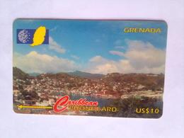 136CGRA St George's Harbour US$10 - Grenada