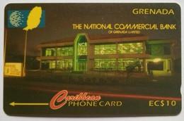 66CGRD National Commercial Bank EC$10 - Grenada