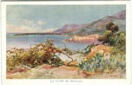 41kr 67 CPA - LA COLFE DU MENTON - Menton