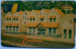 6CGRA Grentel Building EC$10 - Grenada