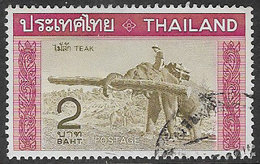 Thailand SG590 1968 Export Promotion 2b Good/fine Used [38/31617/4D] - Thailand