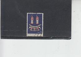 GRECIA  1966 - Unificato 909° - Arte  - Gioielli - Grecia