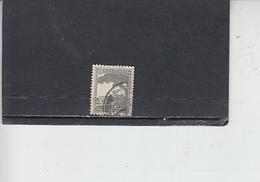 PALESTINA  1927-45 -Yvert 70° -  Gerusalemme - Palestina
