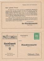 Klapp Cp Pößneck In Thüringen, Maschinenmarkt, Vogel Verlag - Allemagne