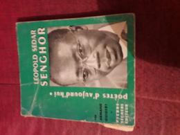 Seghers  Leopold Sedar  Senghor - Poésie