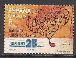 Spanien  (2015)  Mi.Nr.  4940  Gest. / Used  (1ab20) - 1931-Heute: 2. Rep. - ... Juan Carlos I