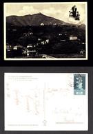 GENOVA SANTUARIO GUARDIA B/ N VIAGGIATA 1938 10 Cent (2/16) - Genova