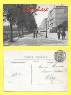 CPA 06 Nice Avenue Félix Faure 1906 - Nizza