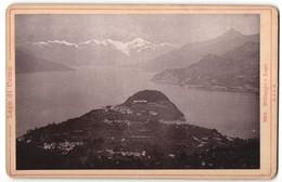 Foto Römmler & Jonas, Dresden, Ansicht Bellaggio, Ortsansicht Mit Lago Di Como - Lieux