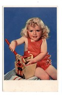 ENFANT . PORTRAIT DE FILLETTE . S O S VILLAGES D'ENFANTS DE FRANCE - Réf. N°19841 - - Portraits