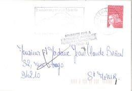 Luquet   -  Cholet  06.01.05  Carte De Visite - 1961-....