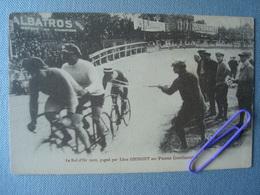 Le Bol D'or 1910 : Gagné Par GEORGET - Ciclismo