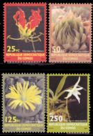 Congo 2105/09** Fleurs - Neufs
