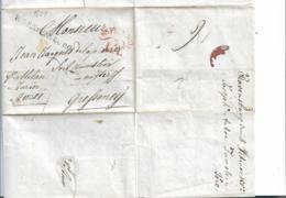 WTB220 /Württemberg   Ravensburg 1807 (TT-Lehenspostanstalt Für 1 Jahr) Nach Italien  Via Milano. Kompletter Textinhalt- - Duitsland