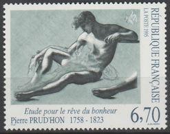 "FR YT 2927 "" Série Artistique, Pierre Prud'hon "" 1995 Neuf** - France"
